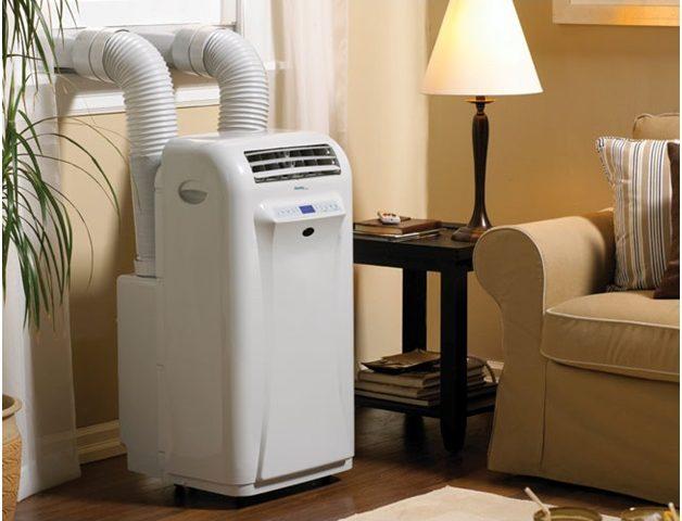Gunakan AC Portable